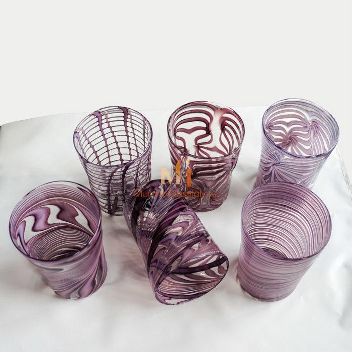 意大利手工吹制玻璃杯