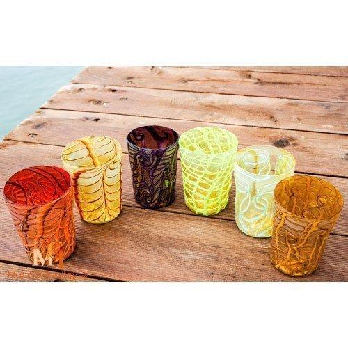 Fragolino Murano Glassware