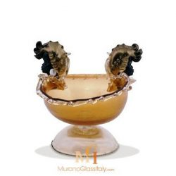 murano bowl centerpiece