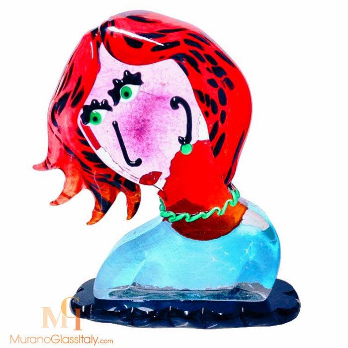 意大利手工玻璃艺术品
