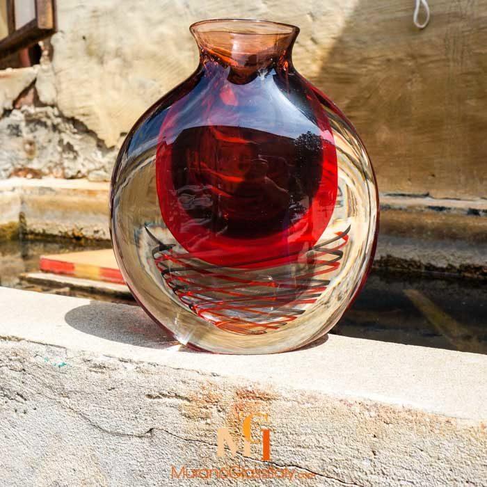 复古玻璃花瓶