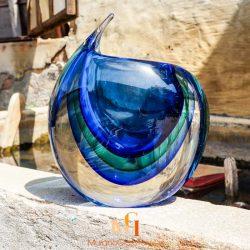 classic murano vase