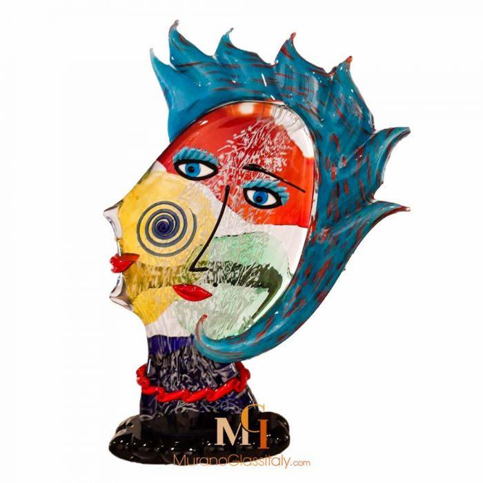 skulptur mensch