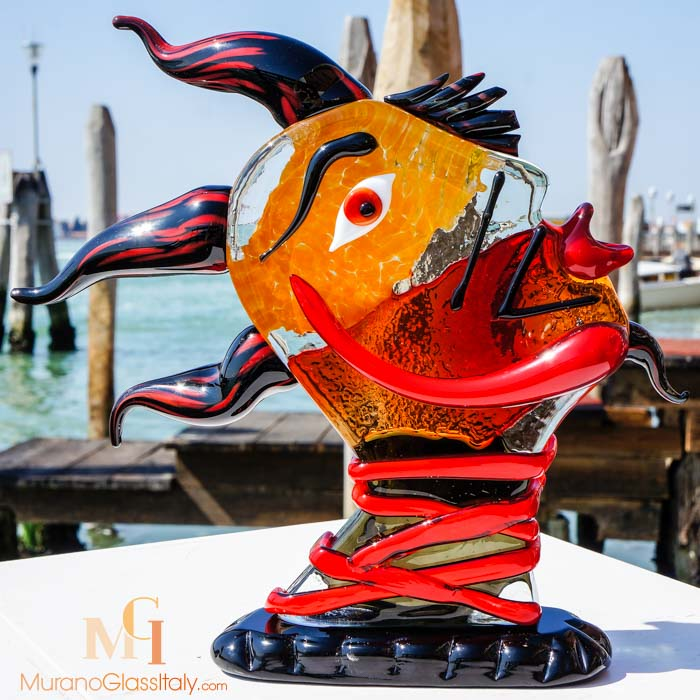 Badioli sculpture
