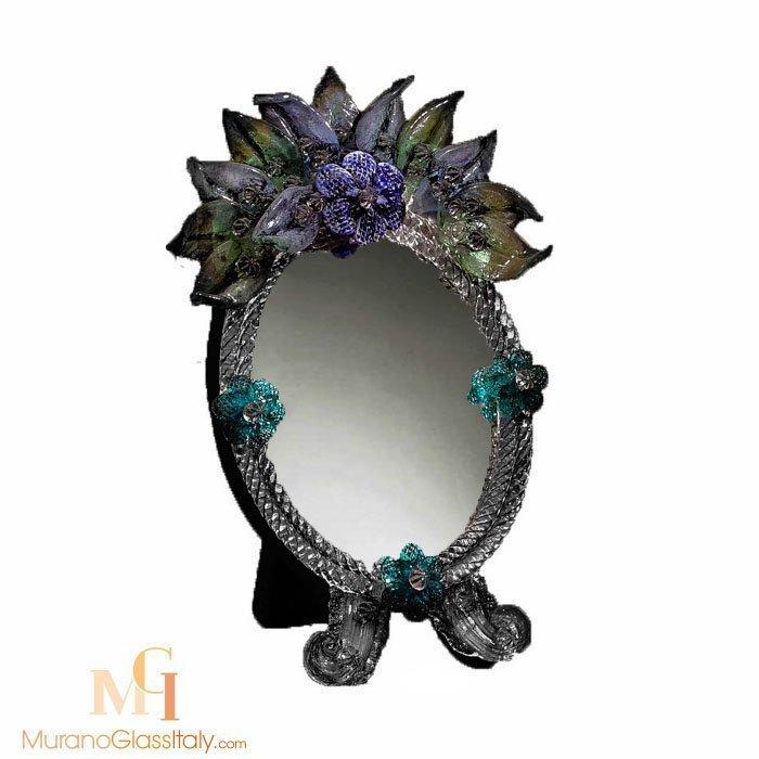 murano glas spiegel