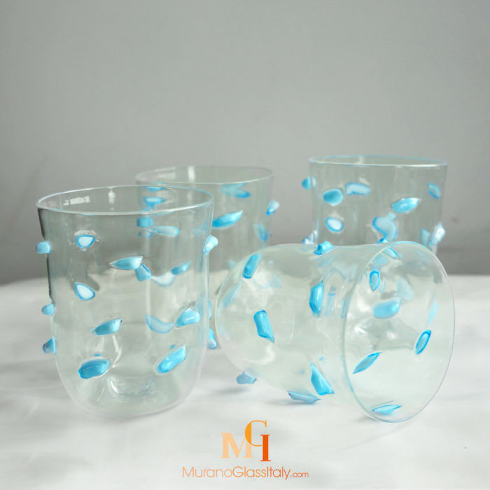 威尼斯吹制玻璃杯