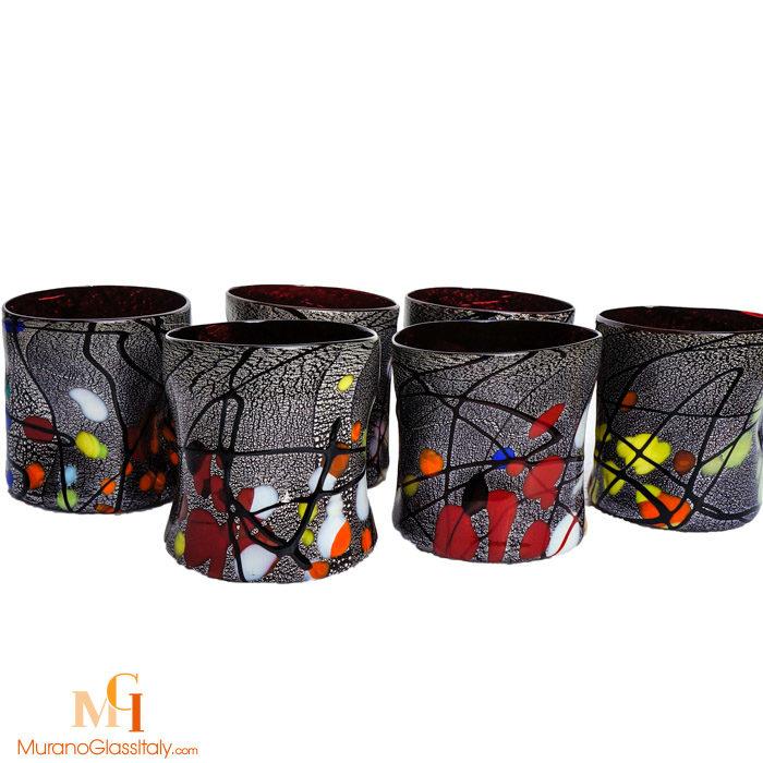 murano designer gläser