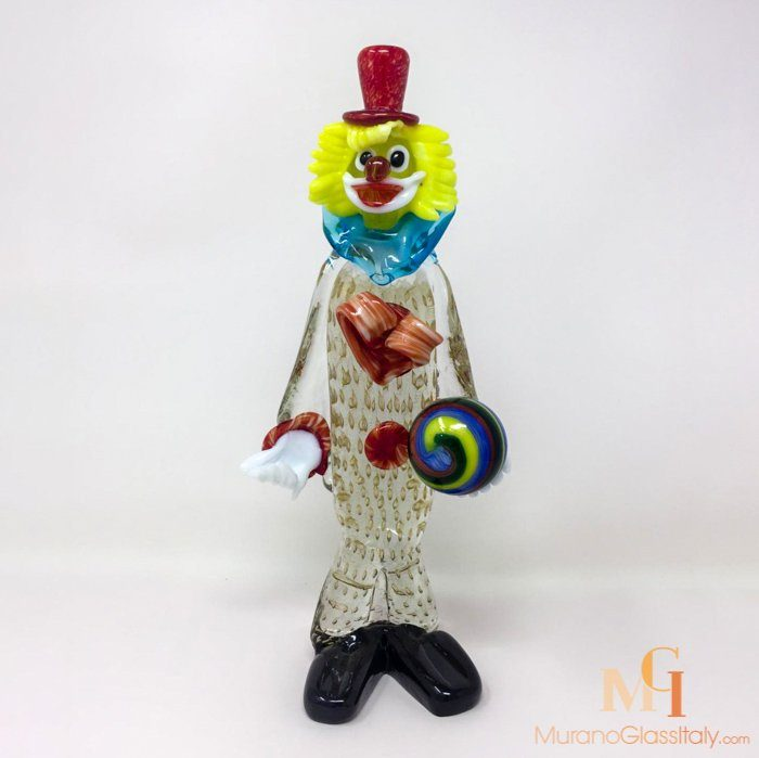 Clown Glass