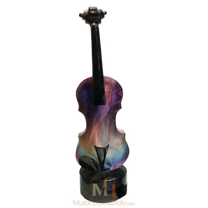 violon cristal