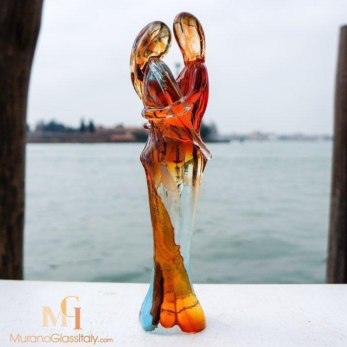 吹制玻璃雕塑