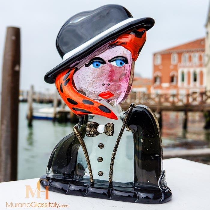 blown glass sculpture sale