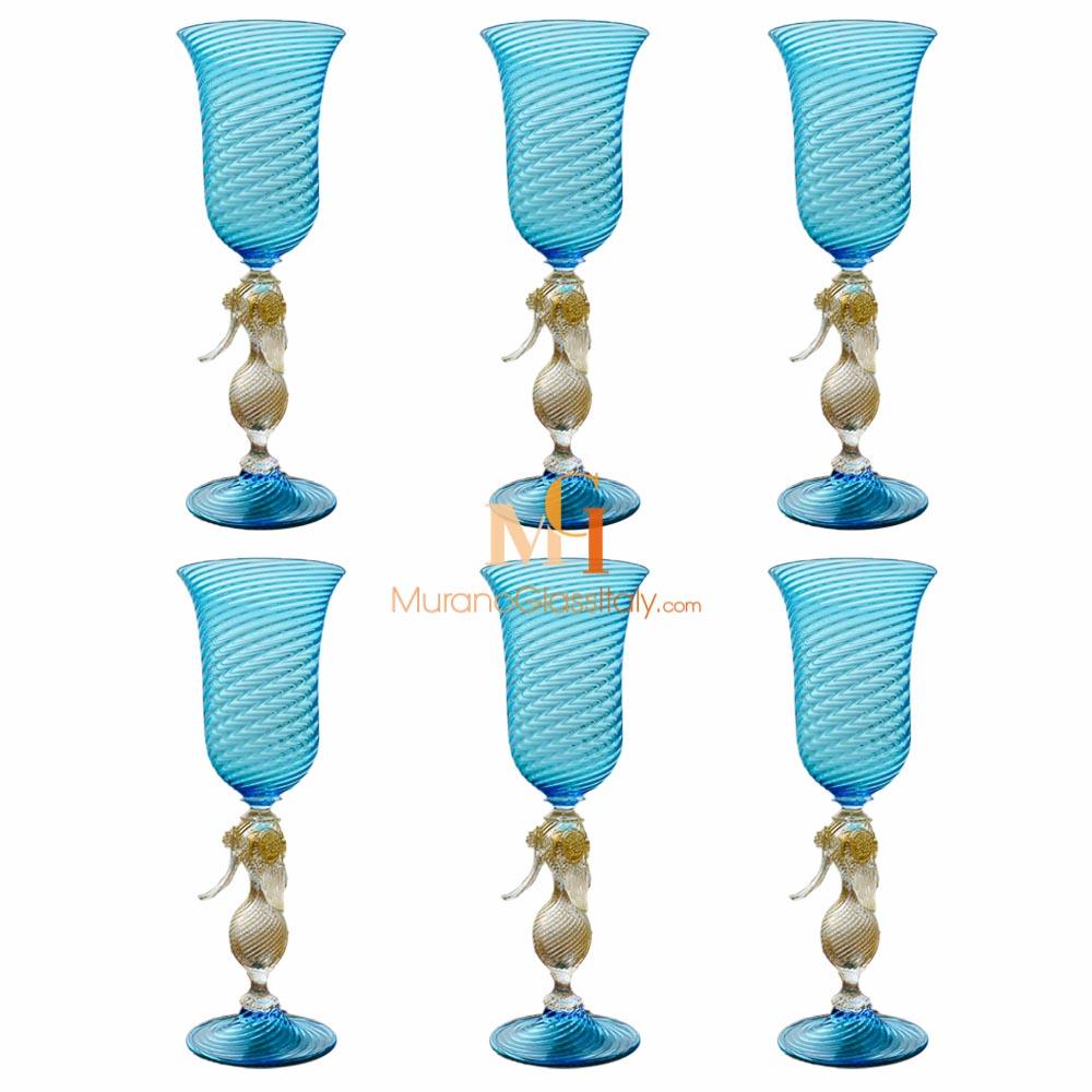 verre cristal murano