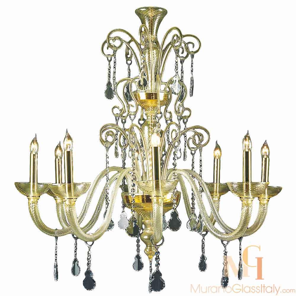 艺术时尚水晶玻璃吊灯