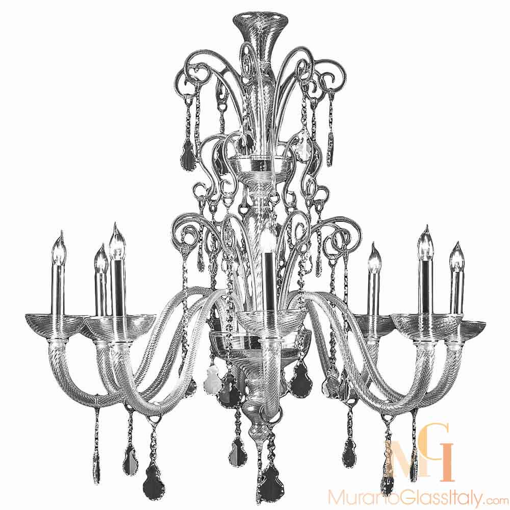 murano glass lighting fixtures