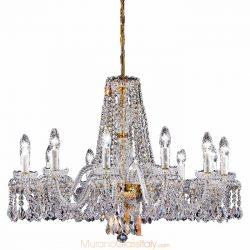 现代简约水晶吊灯