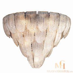 murano ceiling light