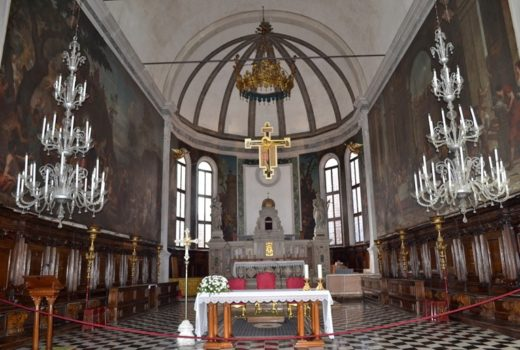 Chiesa di San Pietro Martire, photography by Lure.
