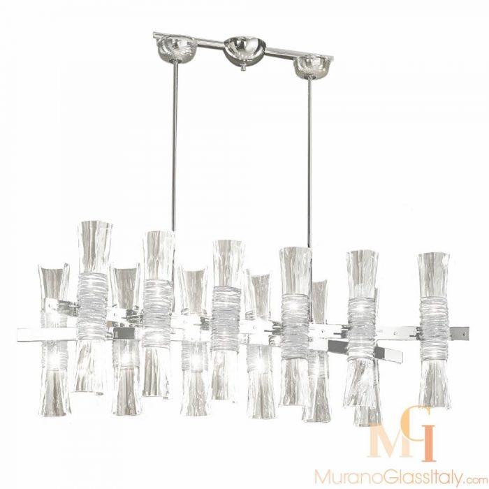 murano glass light pendants