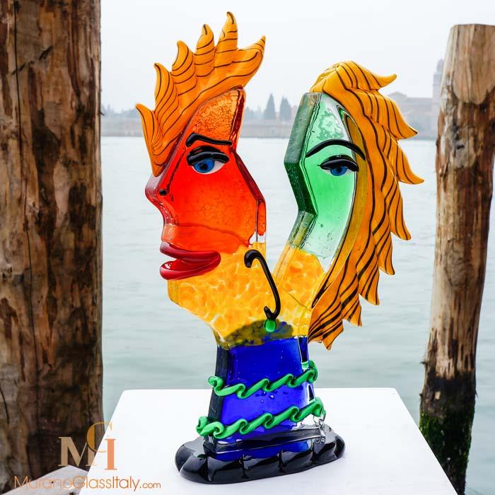 murano sculpture