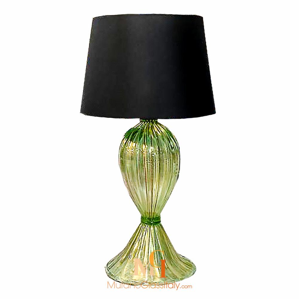 lampe verre de murano