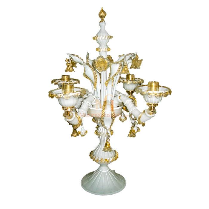 欧式奢华水晶台灯