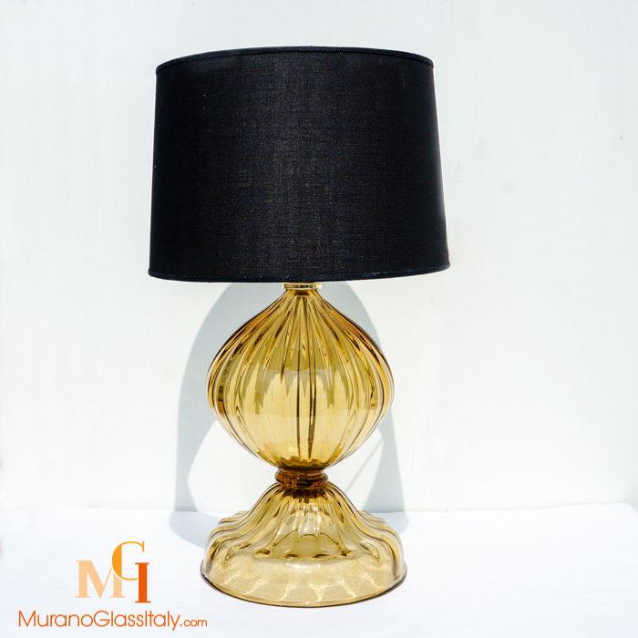 lampe table murano