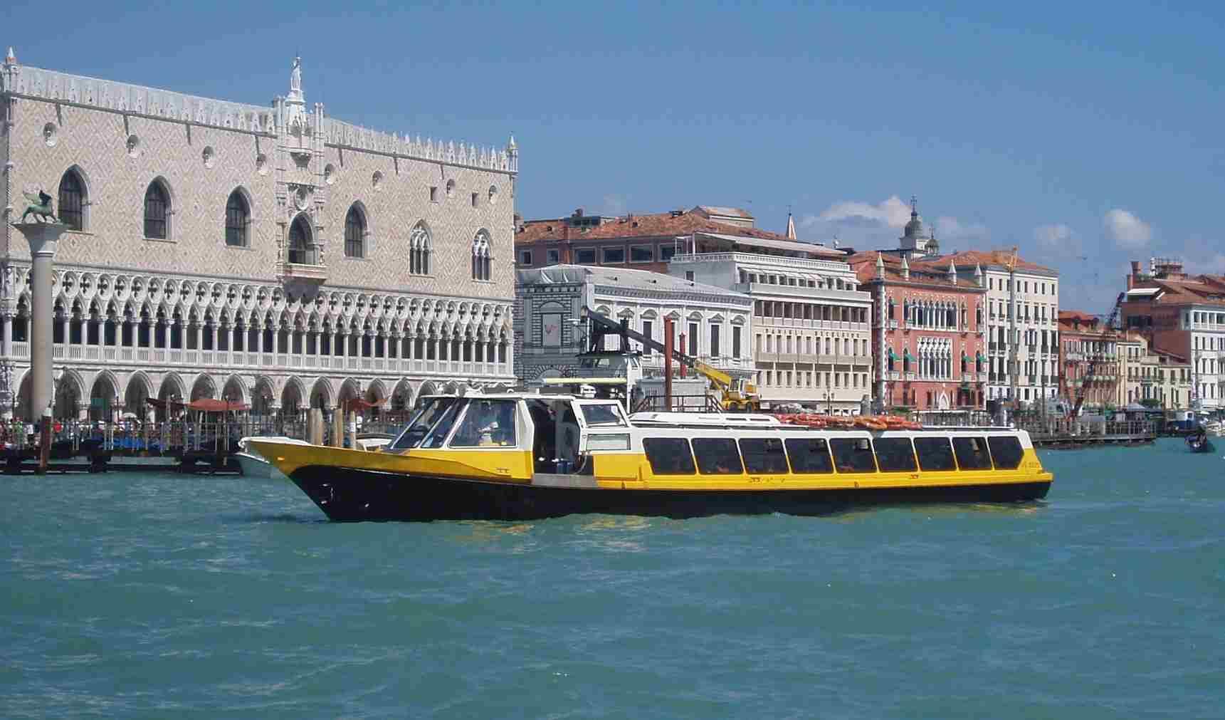 Venice to Murano