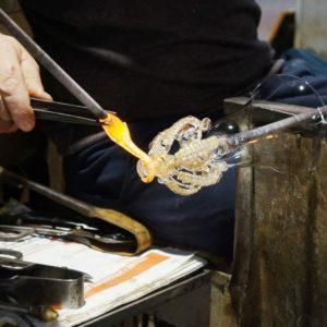 Hand Made Murano Glass Shop