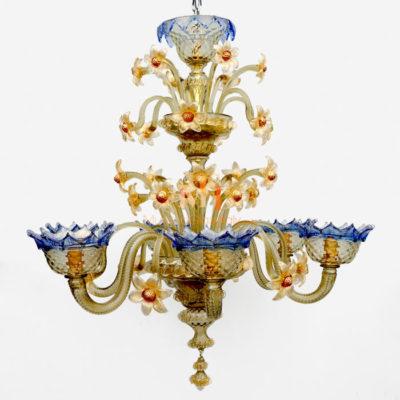 classic Venetian chandelier