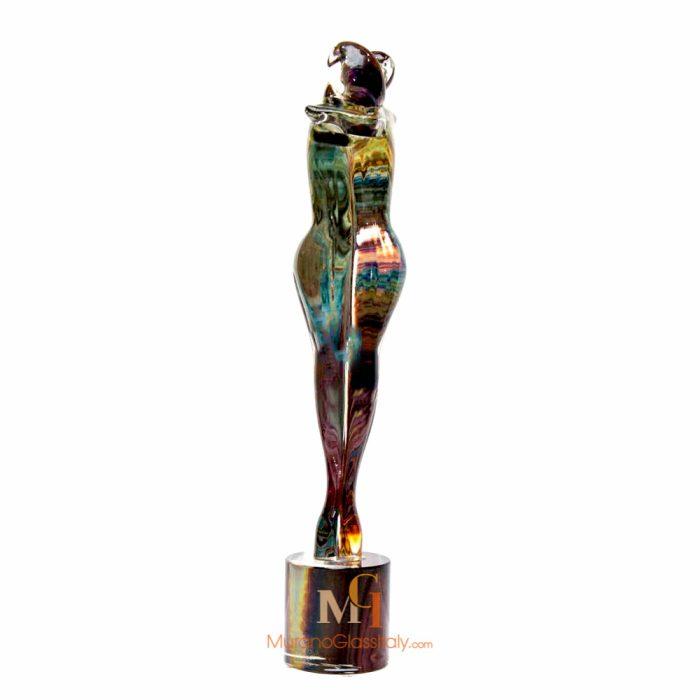 statue verre murano