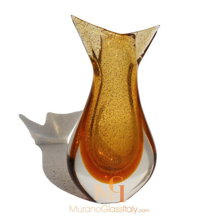 vase fleur murano