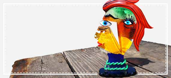Main Page Categroy Banner - Picasso Heads