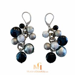 murano glass jewelry earrings