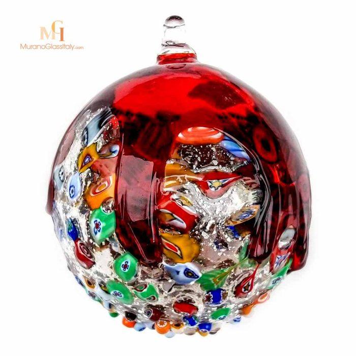 Murano Christmas Ornaments