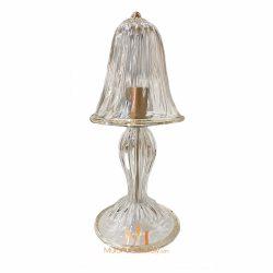 murano glas tischlampe