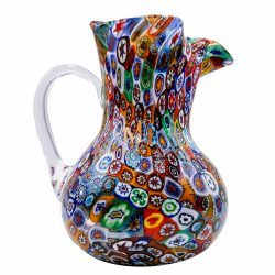 millefiori pitcher