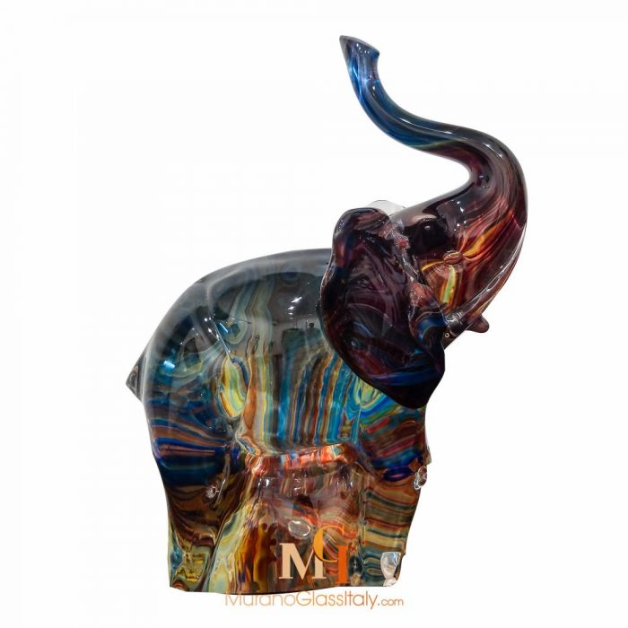 glas elefant