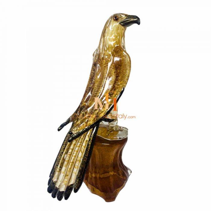 aigle en verre