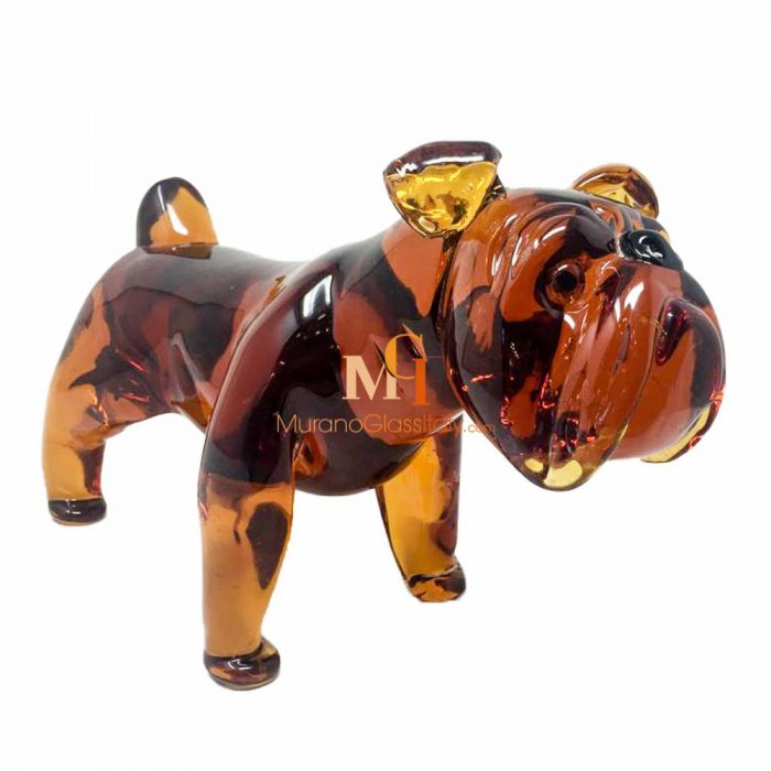 französische bulldogge figur deko