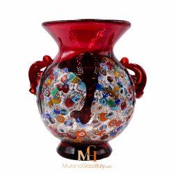 arte murano vase