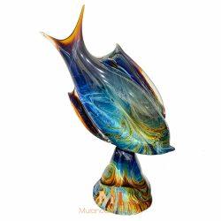 poisson en verre murano