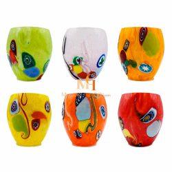 designer juice glasses