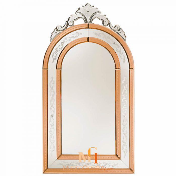 miroir vertical design