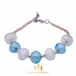murano bead bracelets
