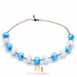 glasperlenkette murano