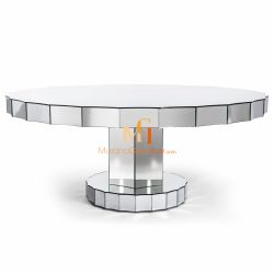italian glass table