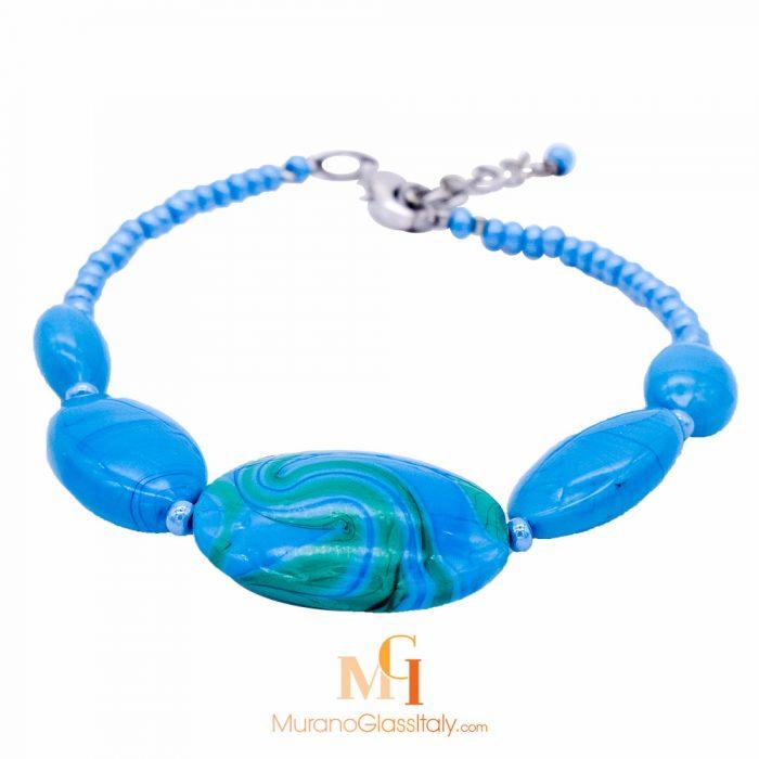 murano glas armbänder