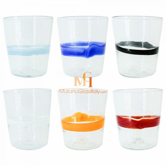 italian drinking glasses
