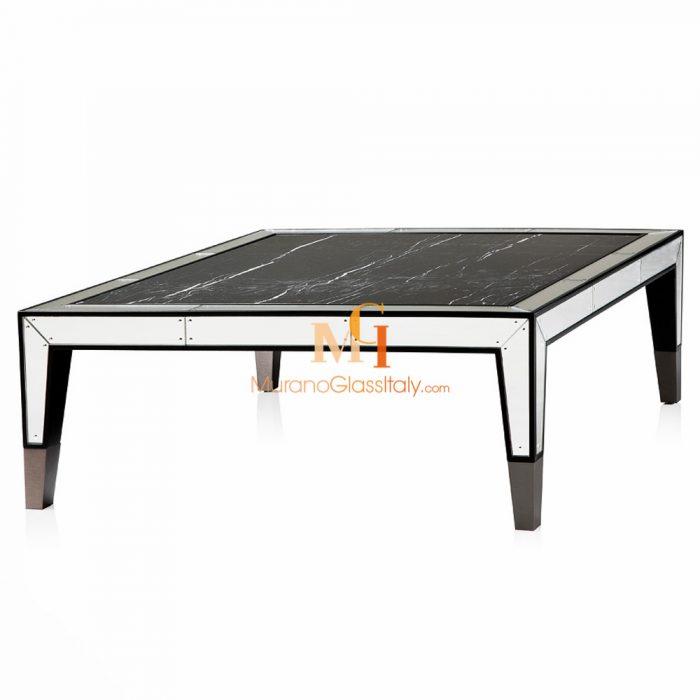 table basse design marbre