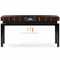 console contemporaine design
